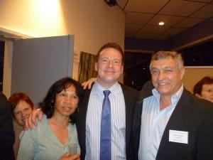 David SCHMIDT le 25 mars 2012 à LYON